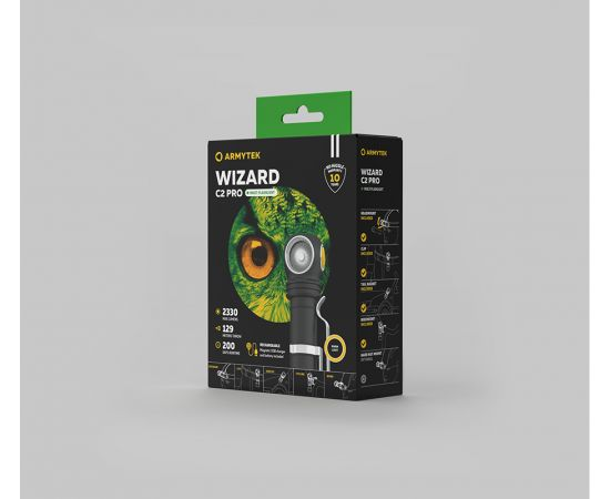 Armytek Wizard C2 Pro